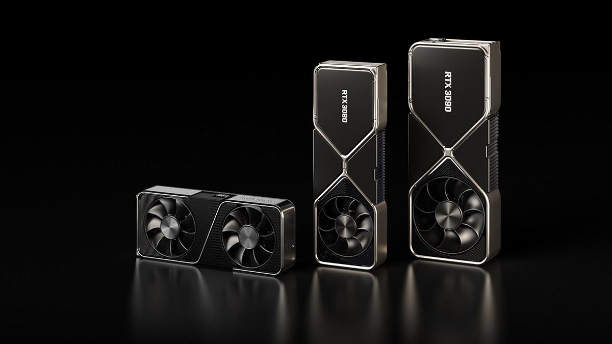 NVIDIA Ampere GeForce RTX 3090, 3080, 3070 Recapped