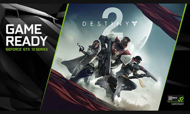 Nvidia Partners Up With Activision and Bungie For Destiny 2 PC