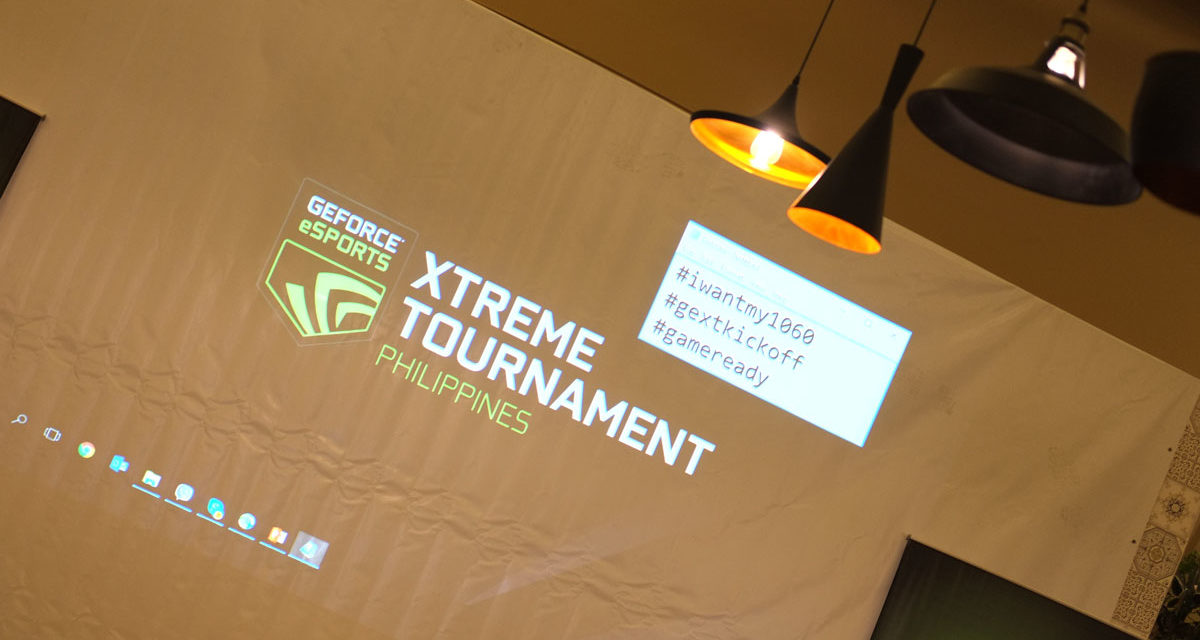 Nvidia Rolls Out GEXT 2017: GeForce eSports Xtreme Tournament