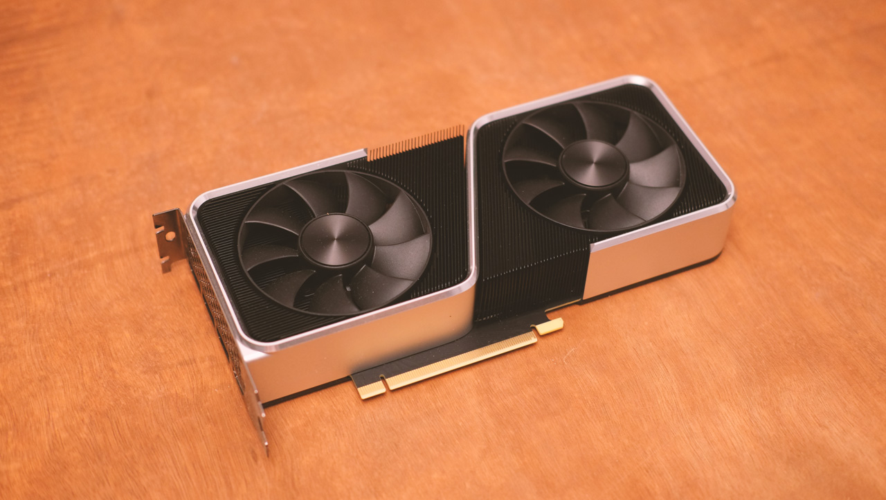 Nvidia GeForce RTX 3060 Ti Founders Edition 2