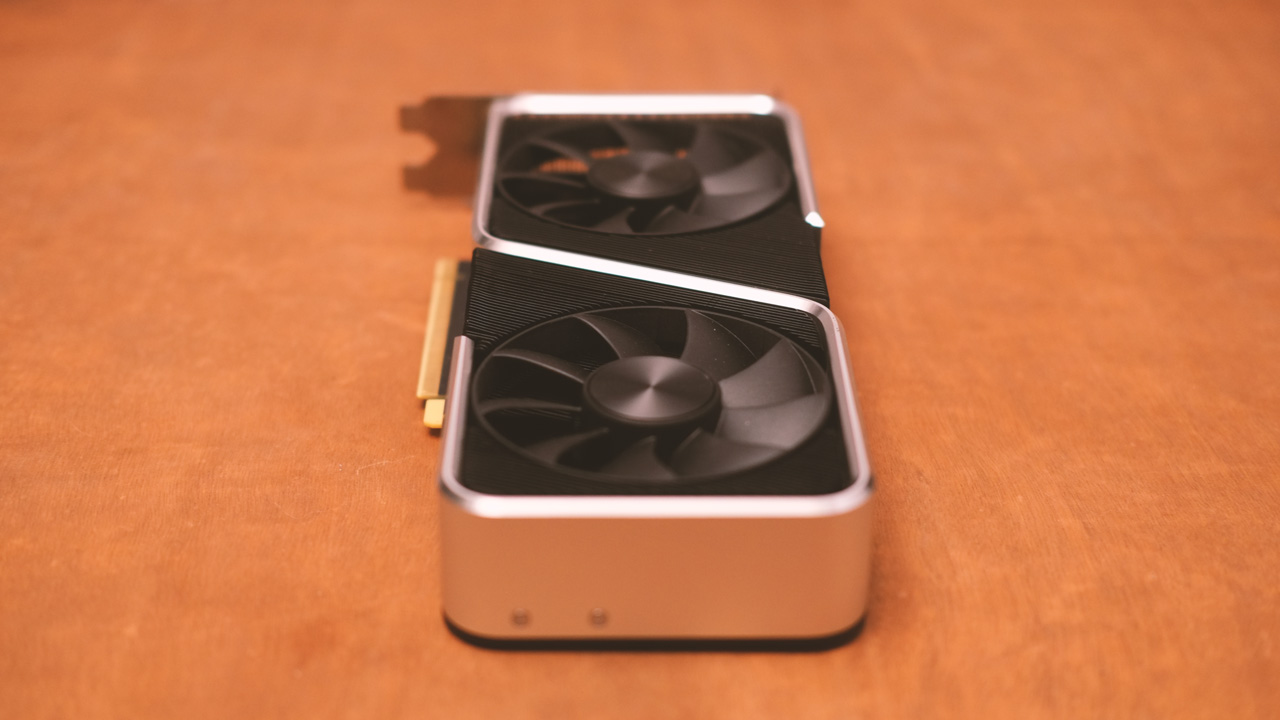 Review   NVIDIA RTX 3060 Ti Founders Edition 8GB
