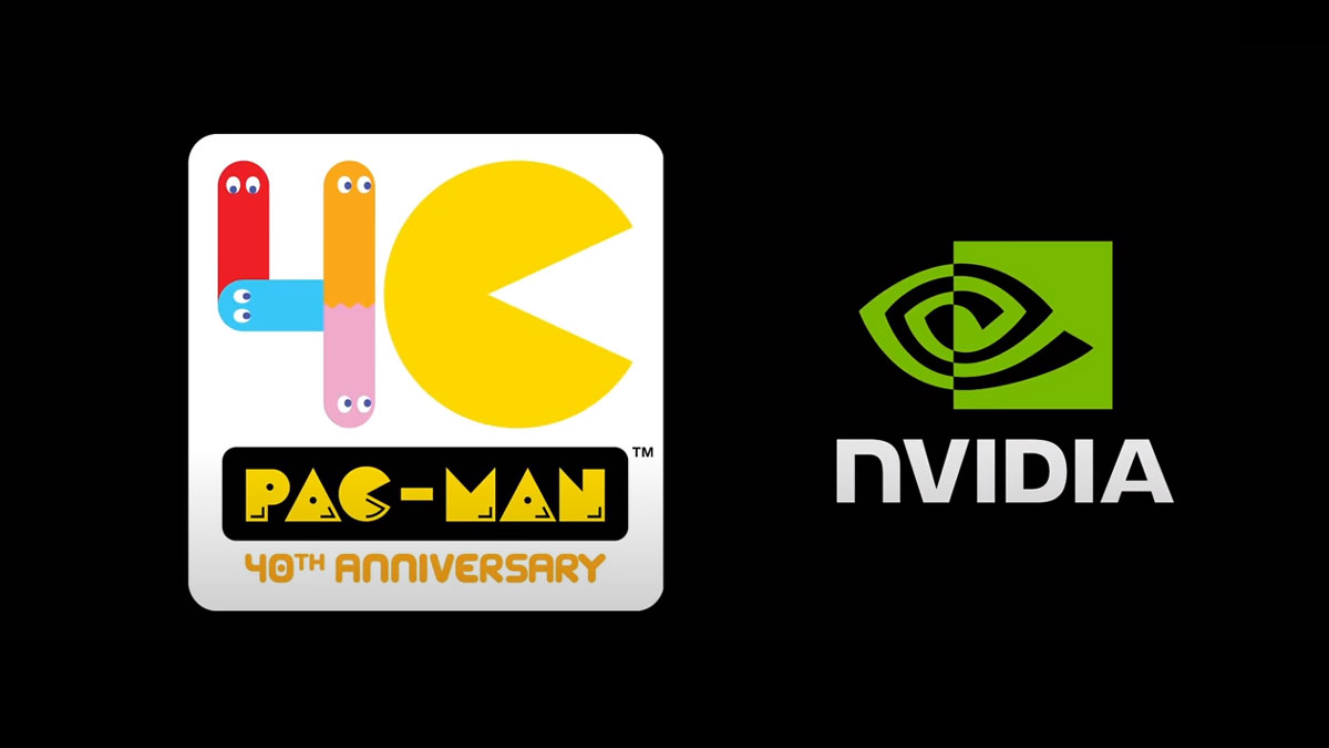 PAC-MAN Turns 40, Gets a Makeover Via NVIDIA GameGAN
