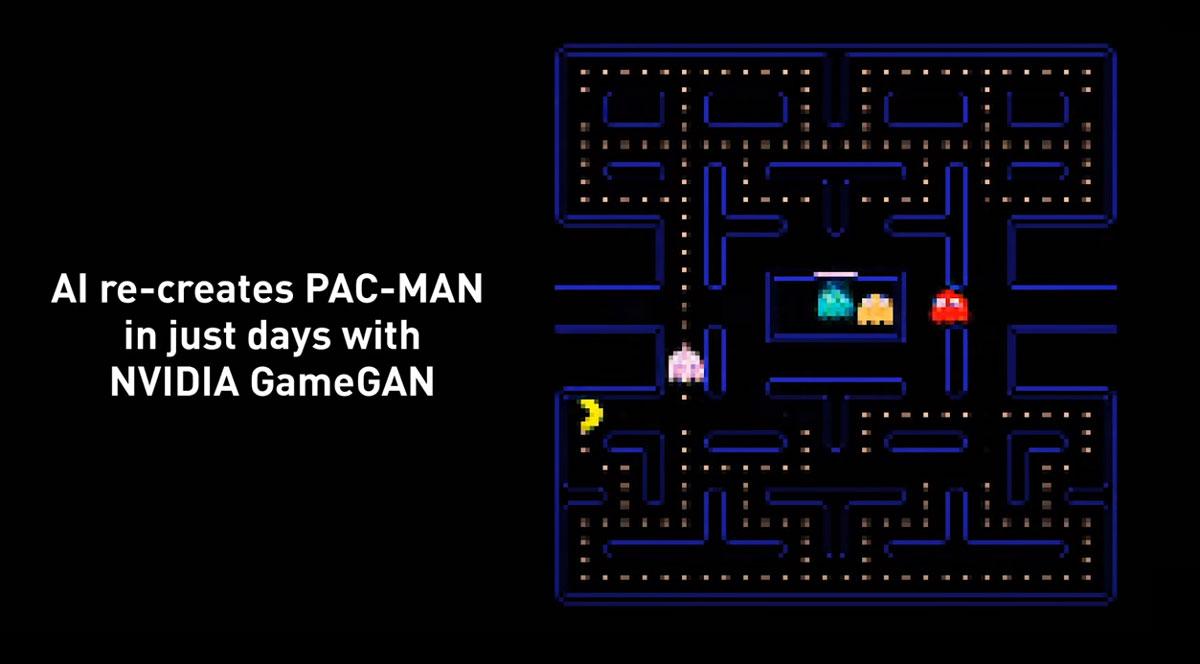 Nvidia PAC MAN 40th PR 3
