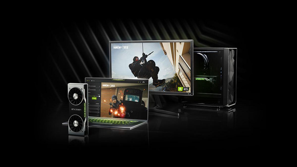 NVIDIA Announces Rainbow Six Siege GoldEdition RXT Bundle
