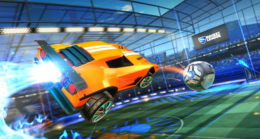 Get Rocket League For Free with Every GeForce GTX 1060 or 1050 GPU