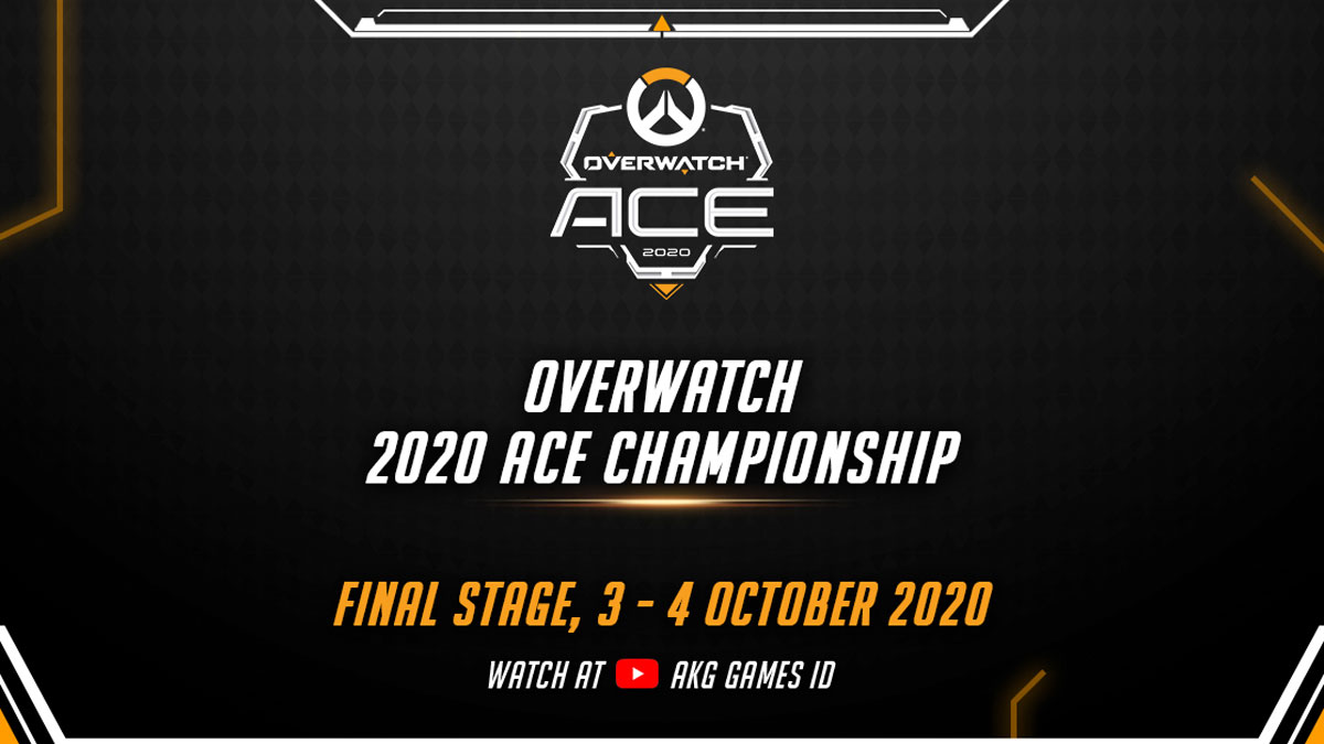Catch the Overwatch 2020 ACE Championship Playoffs this weekend