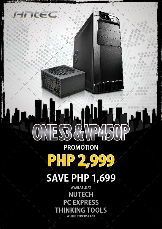 One-S3-and-VP450P-promo-poster