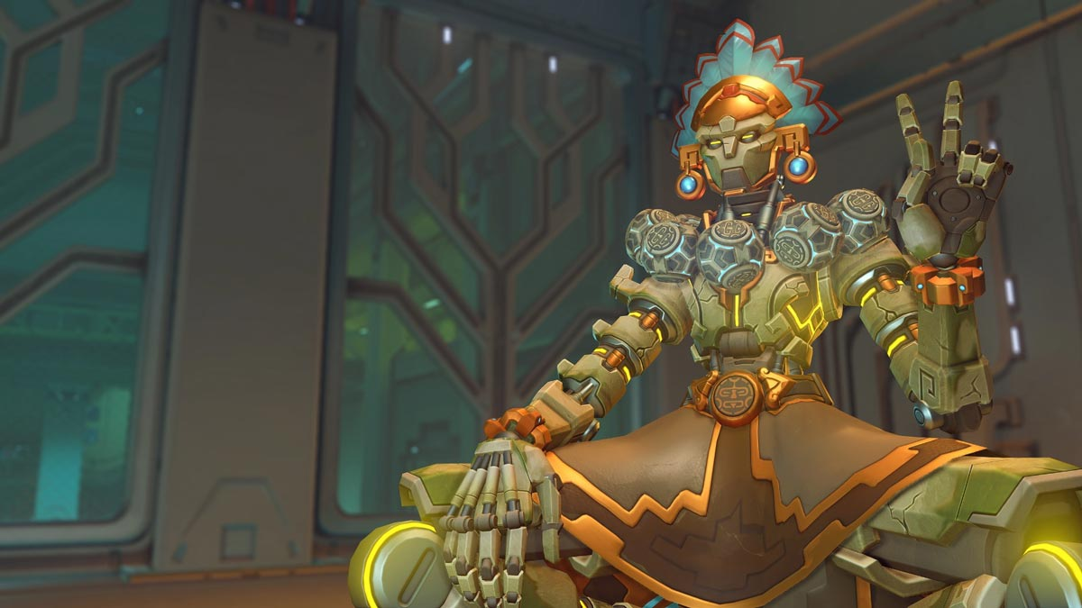 Overwatch Adds Nvidia Reflex Technology to PTR