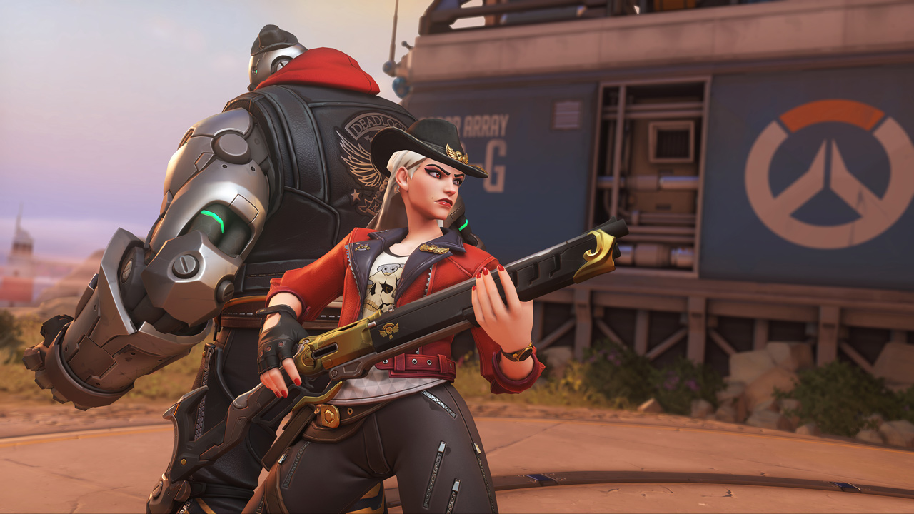 Overwatch: Ashe's Deadlock Challenge and Cross-Play Goes Live