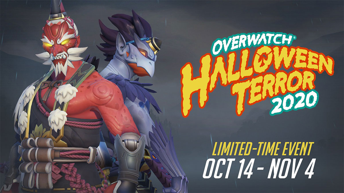 Overwatch Halloween 2020, Nintendo Switch Trial and Sale Now Live