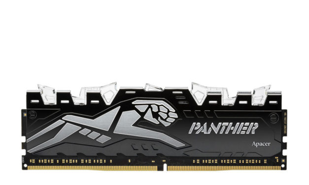 Apacer Introduces The PANTHER RAGE DDR4 Kit