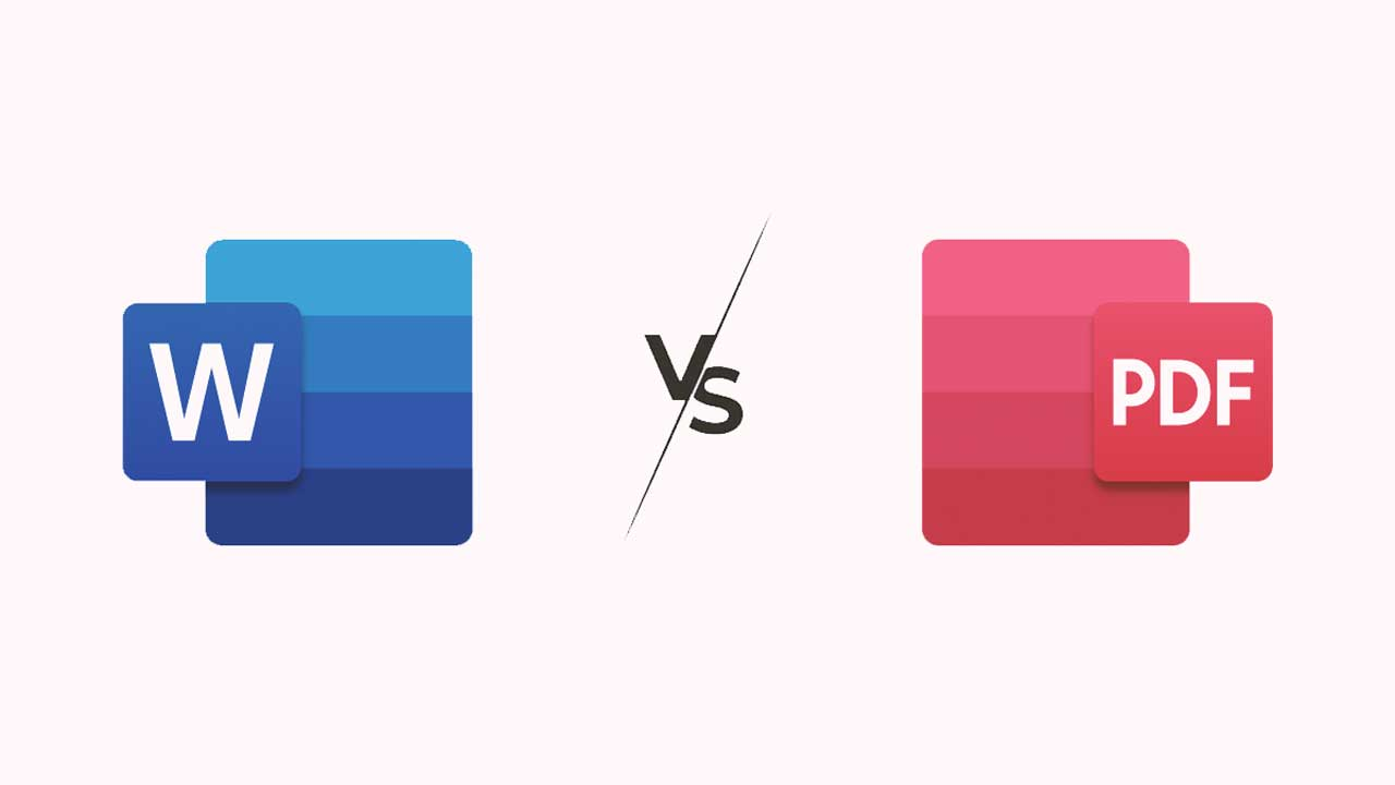 PDF vs Doc: Which One Should You Use?