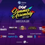 Gariath Concepts Readies The PGF Summer Assembly 2018