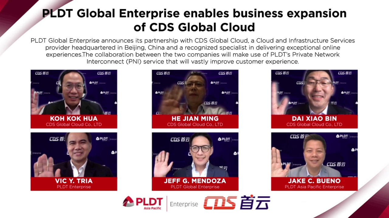 PLDT Global Enterprise Enables CDS Global Cloud Expansion