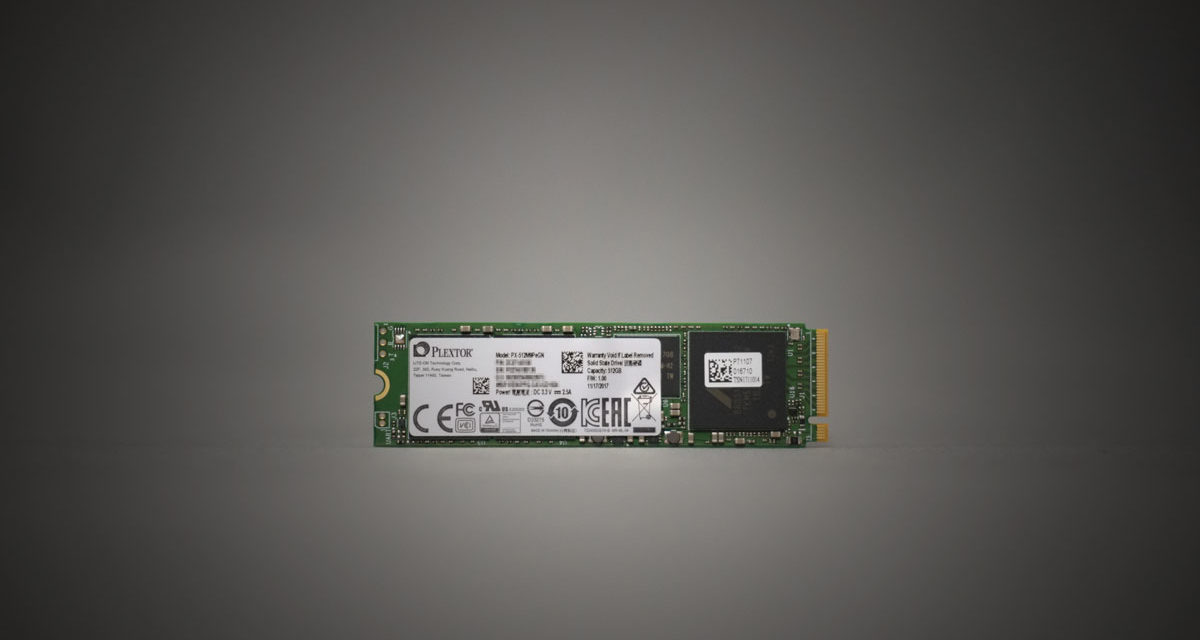 Review | Plextor M9PE NVME 512GB PCI-E M.2 SSD
