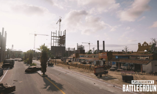 Nvidia Teases Latest PUBG Desert Map and a Giveaway