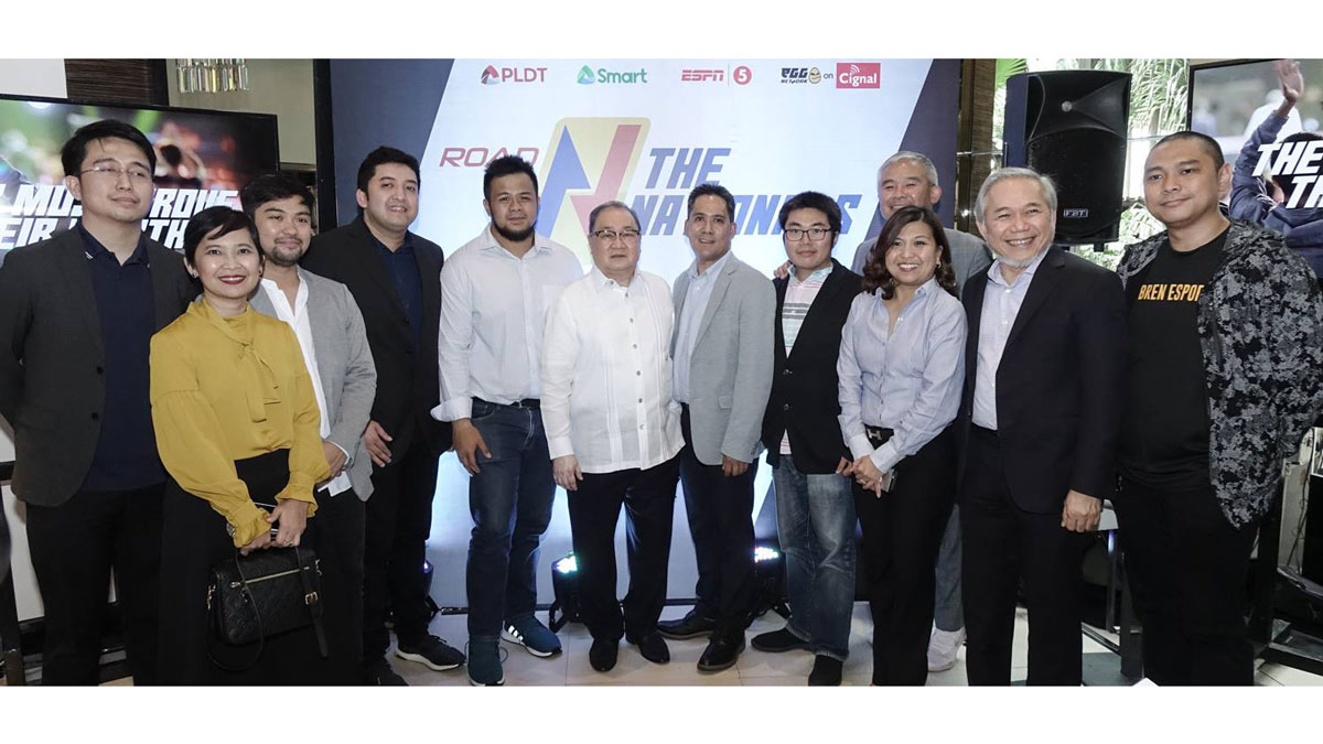 Philippine Esports Movers Unite, Awaits POC Accreditation