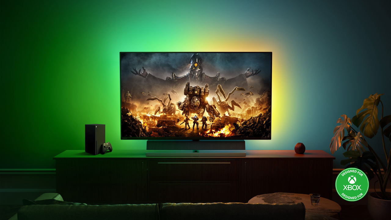 Philips Releases 55″ Momentum 559M1RYV Monitor for Xbox