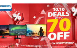 Philips Monitors to Offer Markdown Prices at 2021 Cyber Month Sale