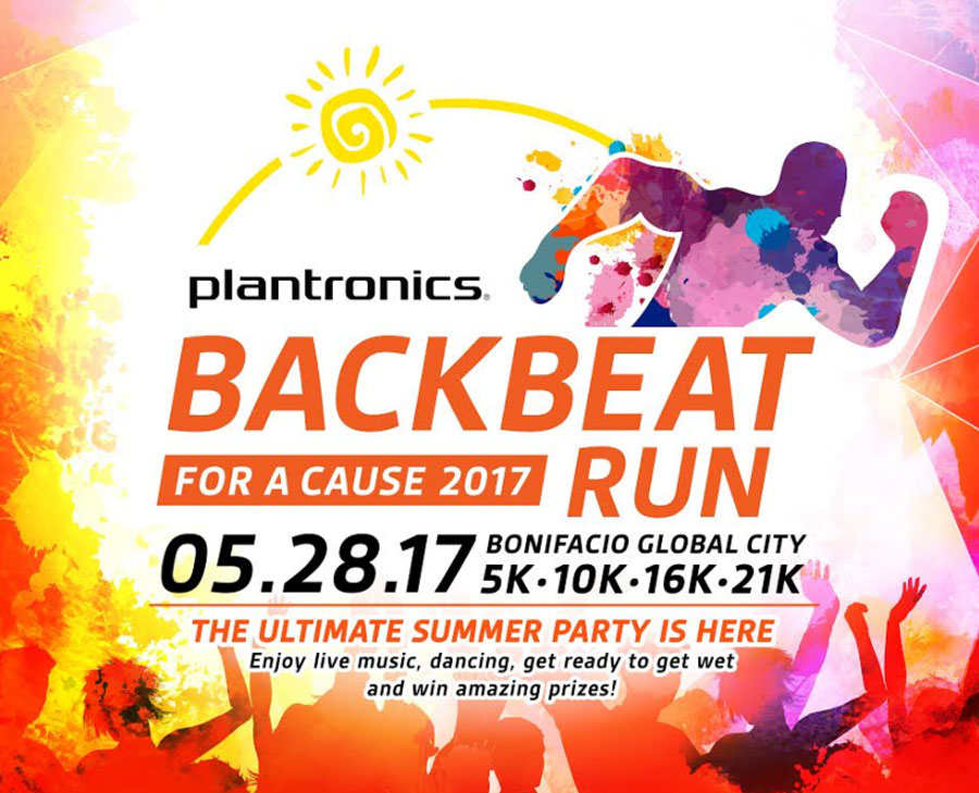 Run For A Good Cause With Plantronics Backbeat