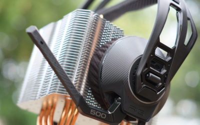 The Plantronics RIG 500 Modular Gaming Headset Review