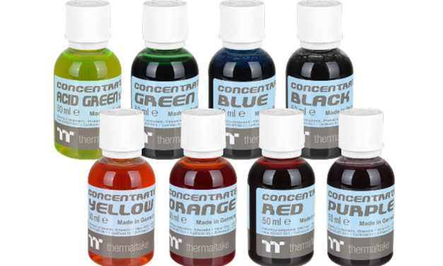 Mix and Match Coolants With The TT Premium Concentrate Series