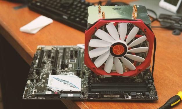 RAIJINTEK EREBOSS CPU Cooler Review