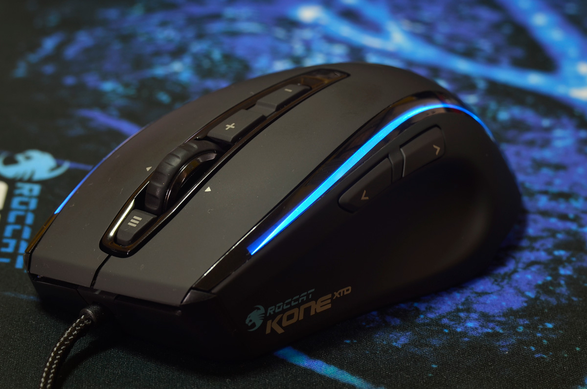 ROCCAT Kone XTD Gaming Mouse Review