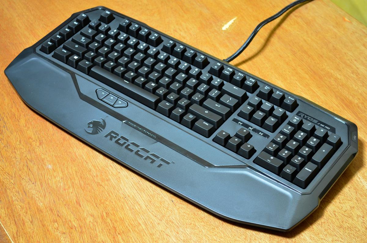 ROCCAT Ryos MK Pro Mechanical Gaming Keyboard Review