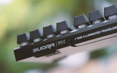 The ROCCAT SUORA FX RGB Mechanical Gaming Keyboard Review