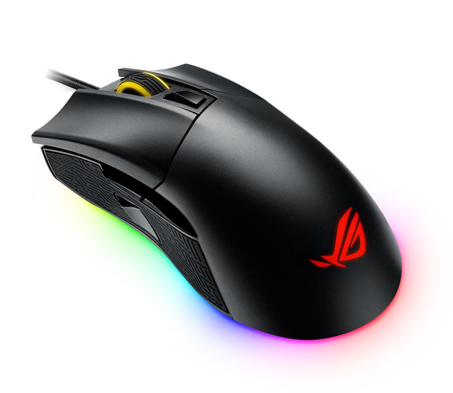 ASUS Republic of Gamers Announces Gladius II Gaming Mouse