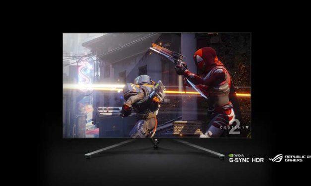 ASUS Announces The ROG Swift PG65 BFG Display