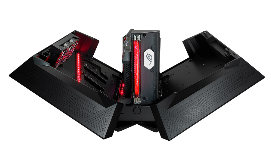 ASUS ROG XG Station 2 Graphics Dock Now Available