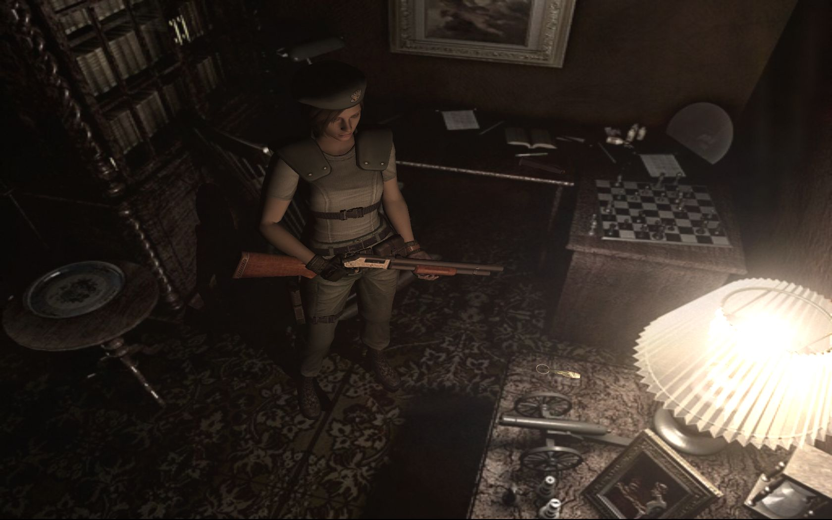 Resident-Evil-Dolphin-Emuated