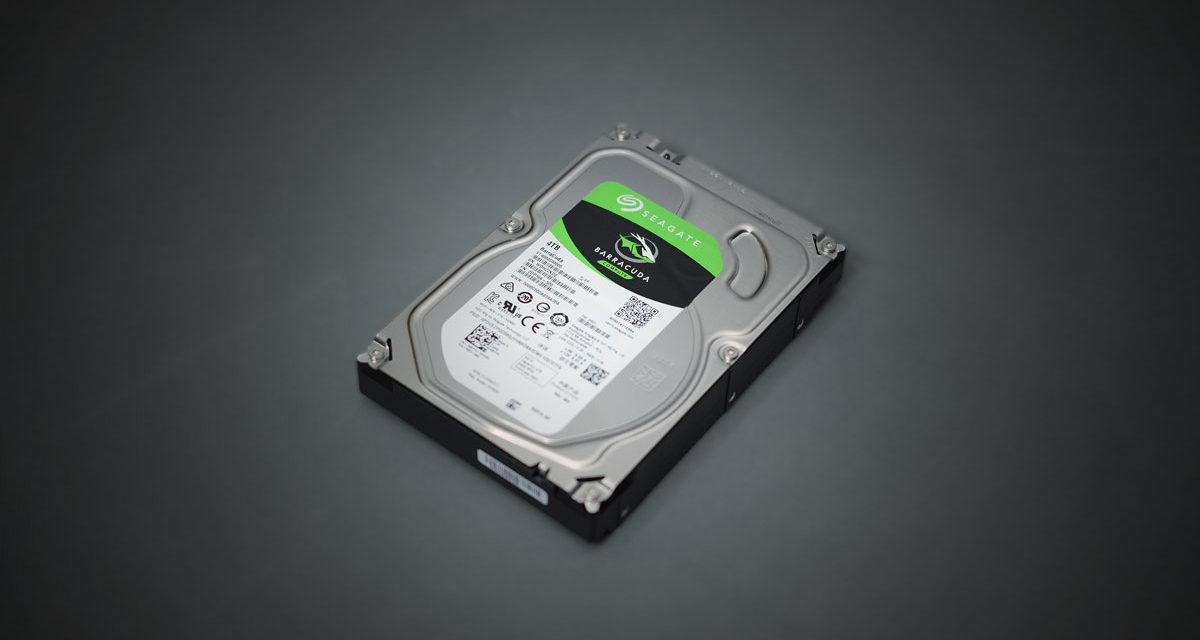 Review | Seagate BarraCuda 4TB 3.5″ SATA HDD