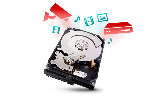 Seagate Releases Surveillance HDD Series