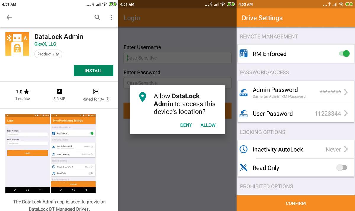 SecureData DataLock (2)