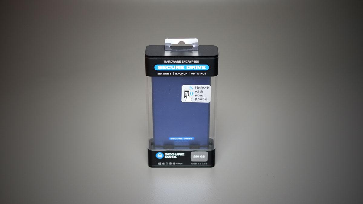 SecureData SecureDrive BT (1)