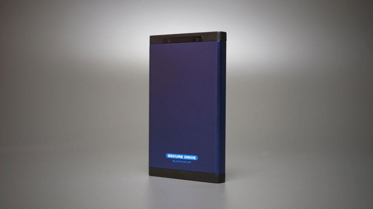 Review   SecureData SecureDrive BT External SSD