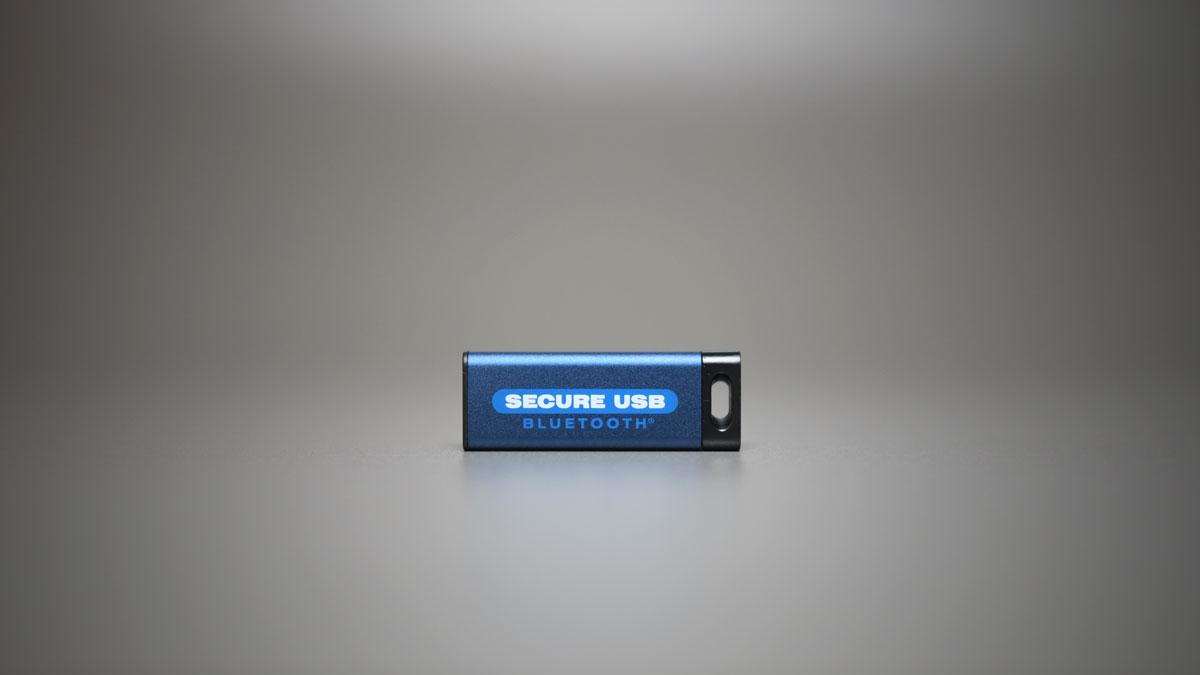 Review | SecureData SecureUSB BT USB Flash Drive
