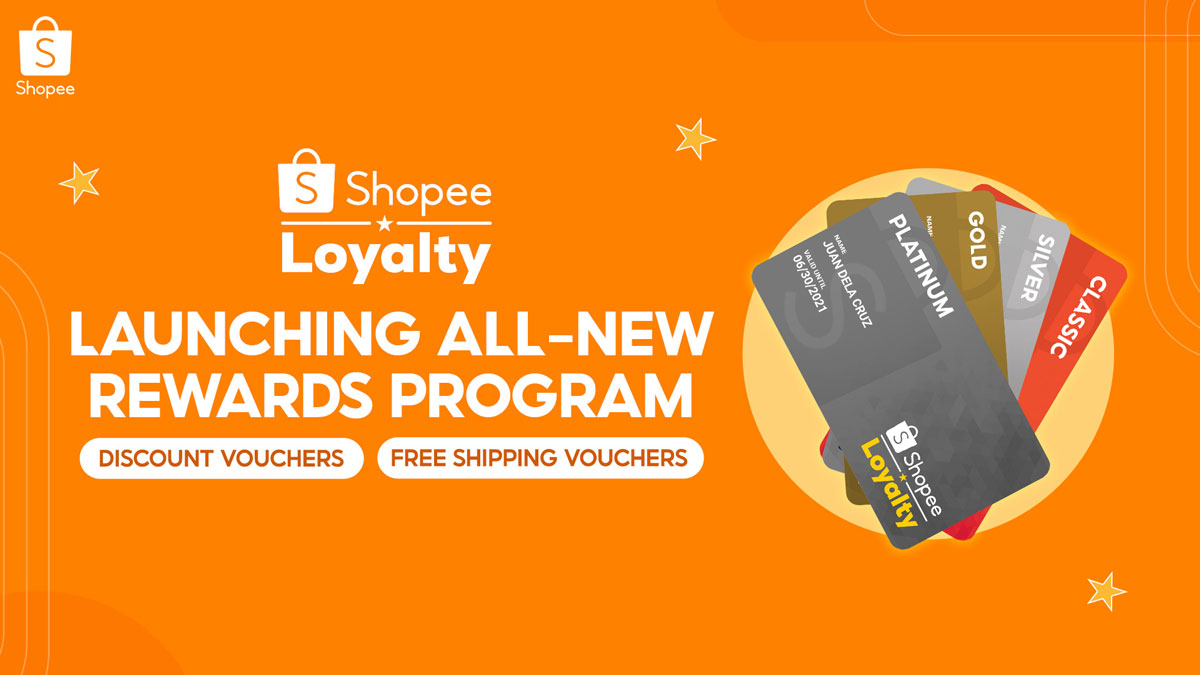 Shopee Launches its Loyalty Program Feature