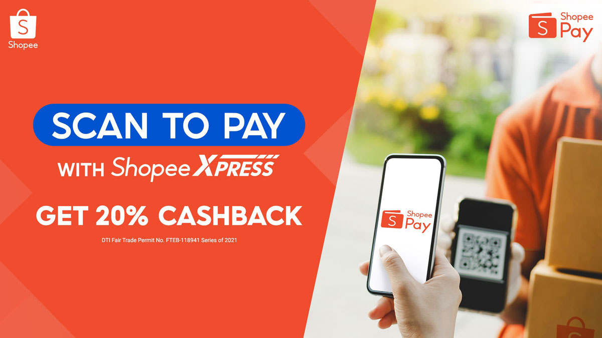 Shopee Now Lets You Pay for COD Purchases via ShopeePay