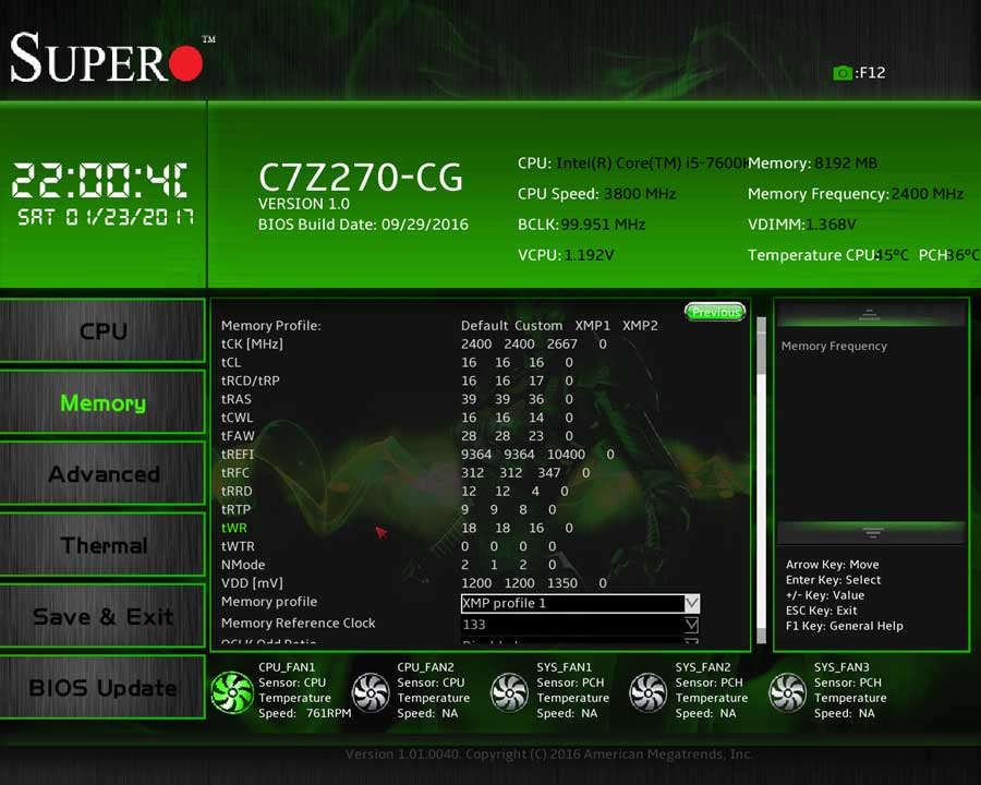 Supermicro-C7Z270-UEFI-BIOS-8