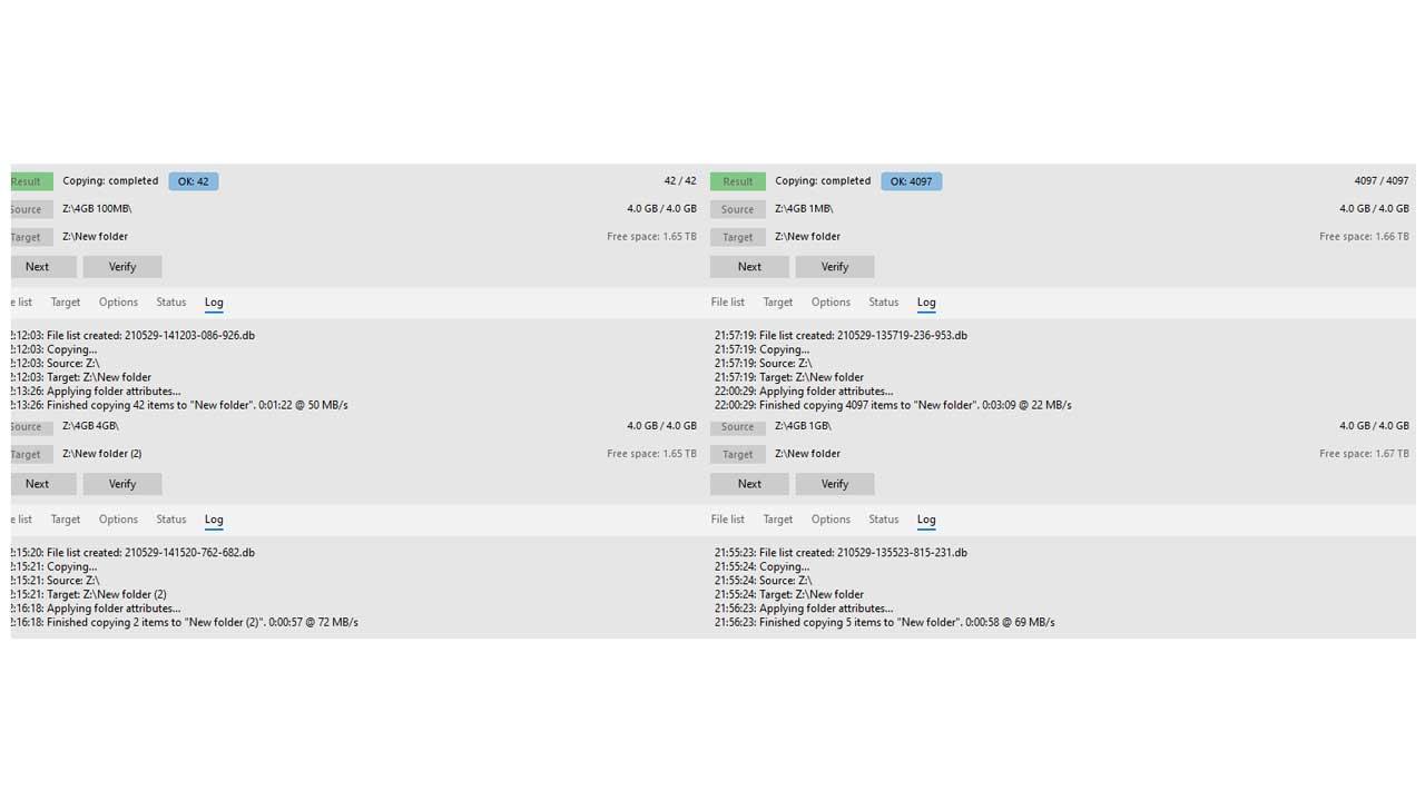 Synology DiskStation DS720 Benchmarks 3