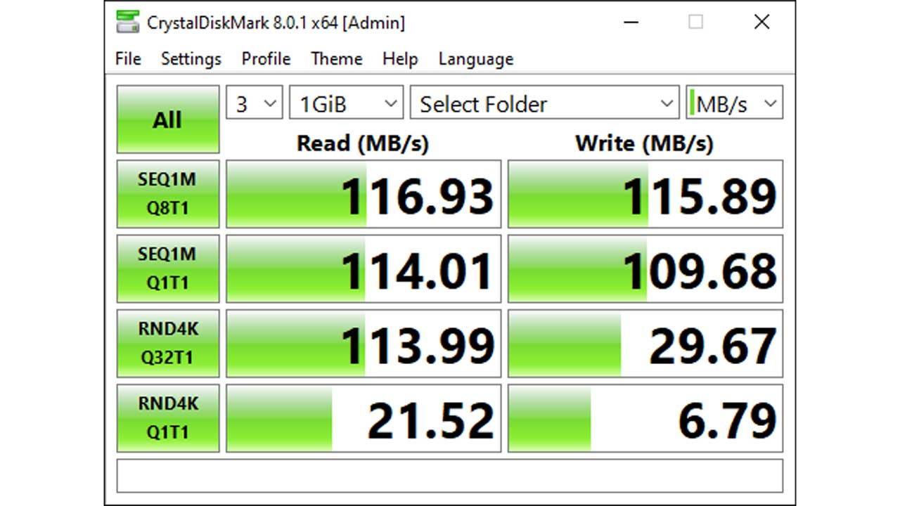 Synology DiskStation DS720 Benchmarks 4