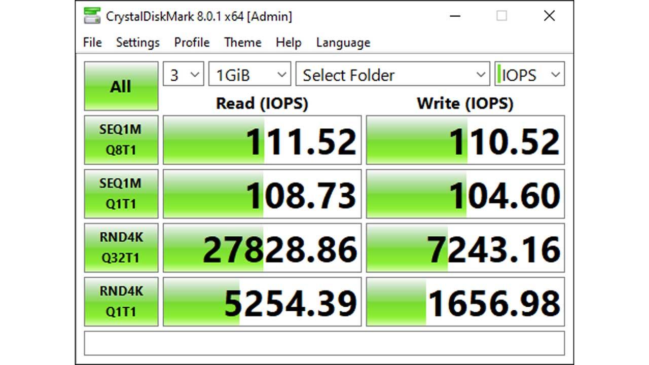 Synology DiskStation DS720 Benchmarks 5