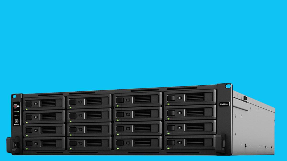 SynologyIntros New RackStation and HAT5300 HDD
