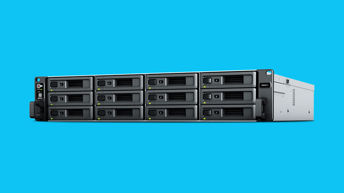 Synology Introduces RackStation RS2421+ and RS2421RP+