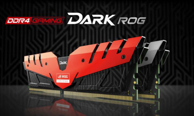 Team Group Announces the T-FORCE DARK Memory Kits