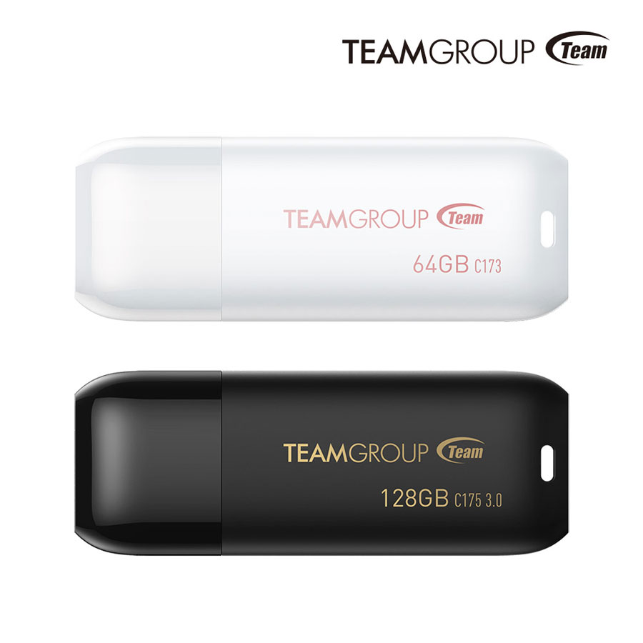 Team Group Releases the latest C173/C175 Pearl USB Drive
